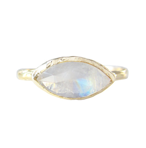 Tribe Moonstone Ring