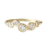 Effervescence Diamond Ring