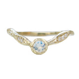 Lookout Point Moonstone Ring