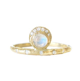 Shelter Moonstone Ring