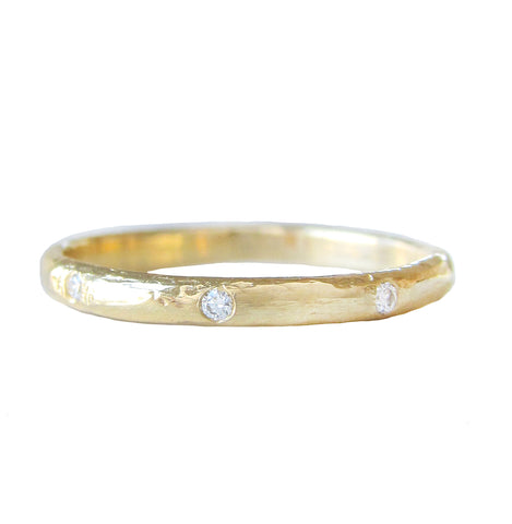 Vega Diamond Ring