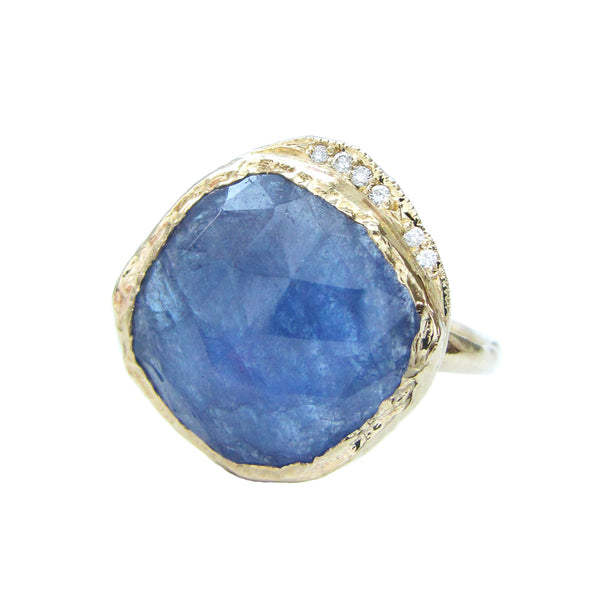 Tanzanite Cove Ring