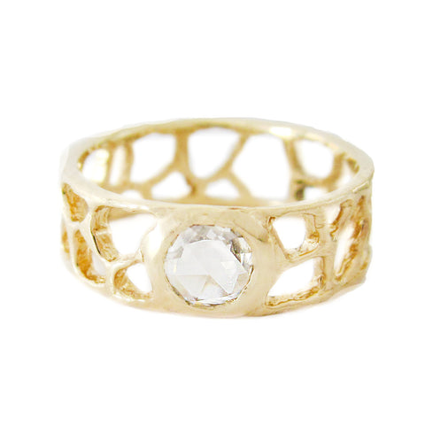 Shima Reef Rosecut Ring