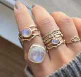 Moonstone Cove Ring
