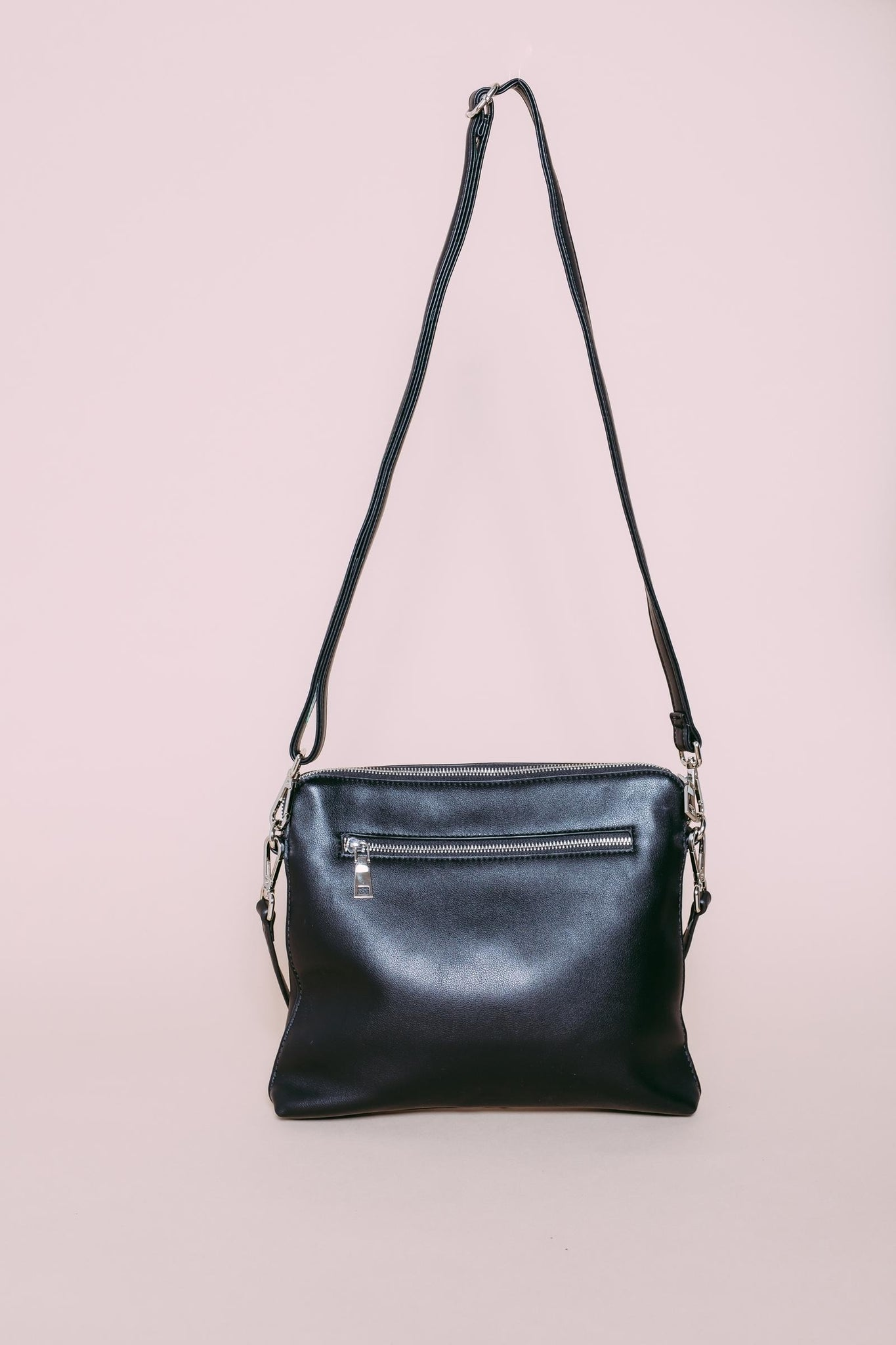 Amber - Crossbody Bag Black