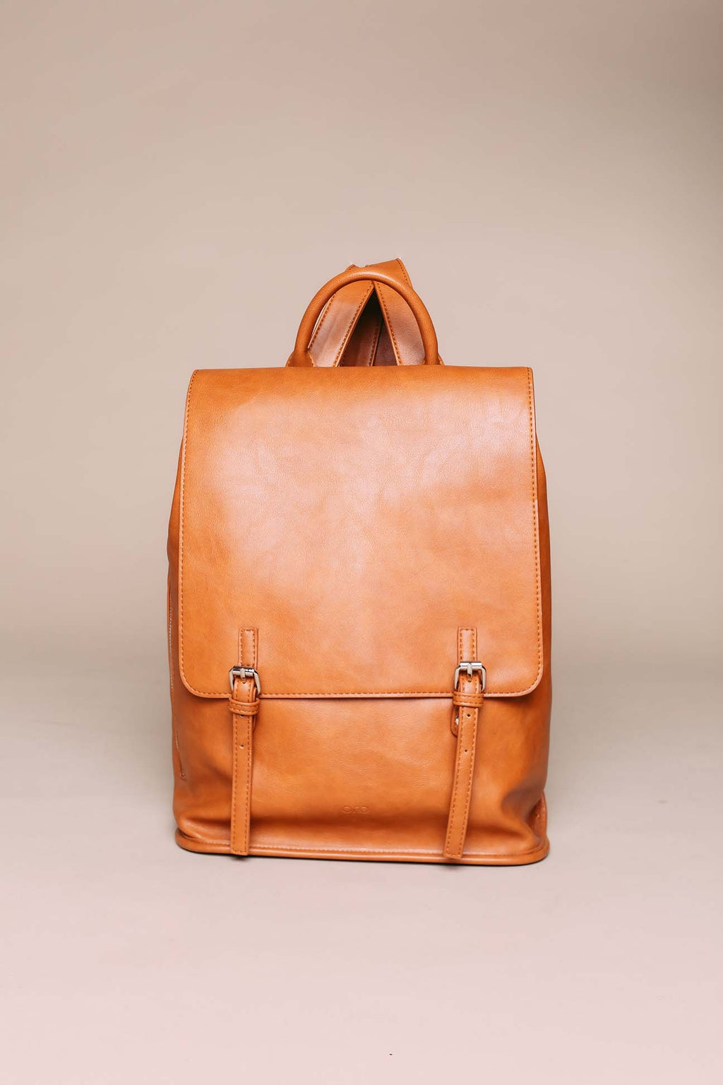 Mila - Backpack Camel