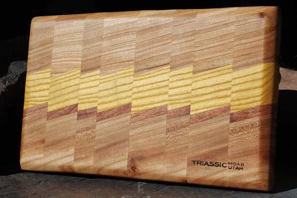 Deco Multi Wood Cutting Board