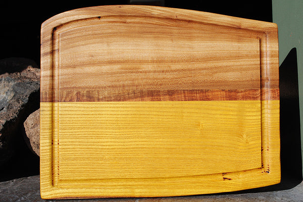 Curved Multi Board With Groove