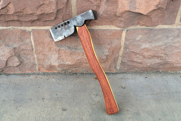 Hatchet with Multi-Wood Handle