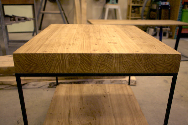 Multi Piece Elm Table