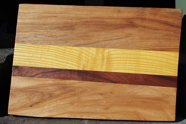 Multi Wood Cutting Board