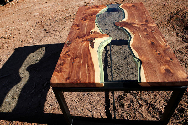 River Edge Table