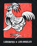 Men's - Ludo Bites * Los Angeles Short Sleeve T-Shirt