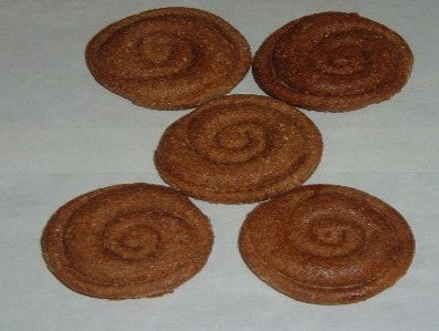 Apple Cinnamon Swirls - 12 oz. Bag