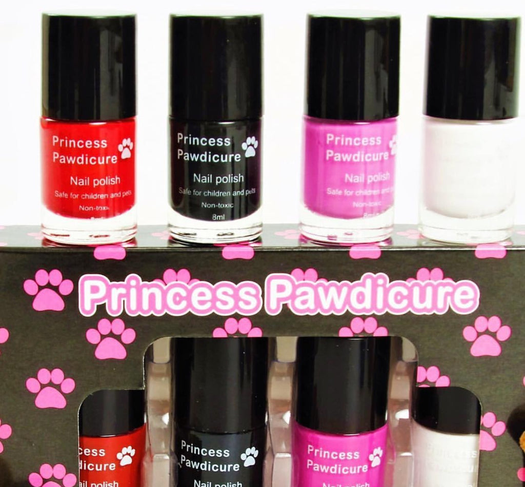 Nail Polish for KIDS & PETS. Non-toxic, Dries in 40 sec, Odorless