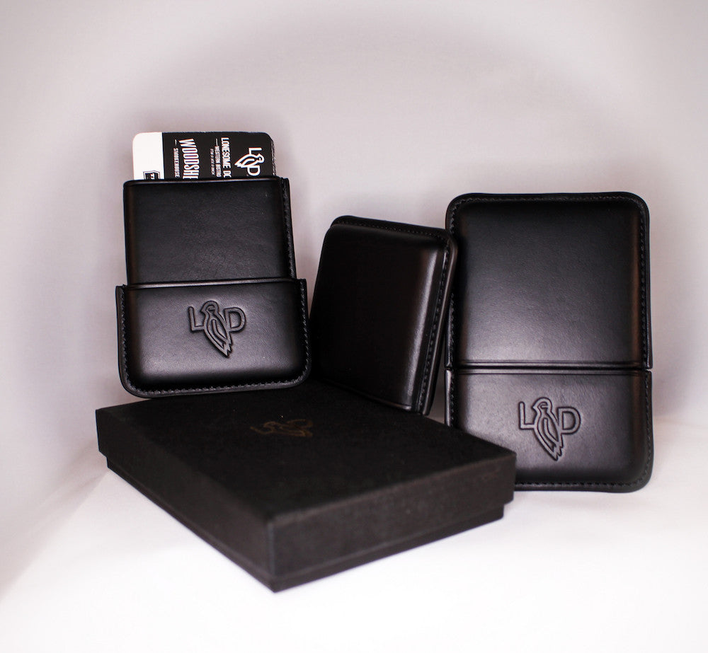 Leather Wallet - Lonesome Dove Brand