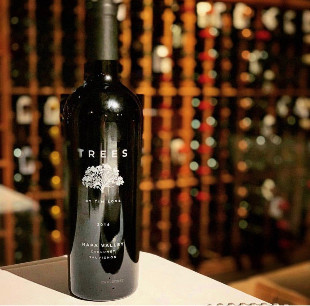 Chef Tim Love's Signature Wine - Trees