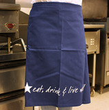 The Official Chef Tim Love Half Apron