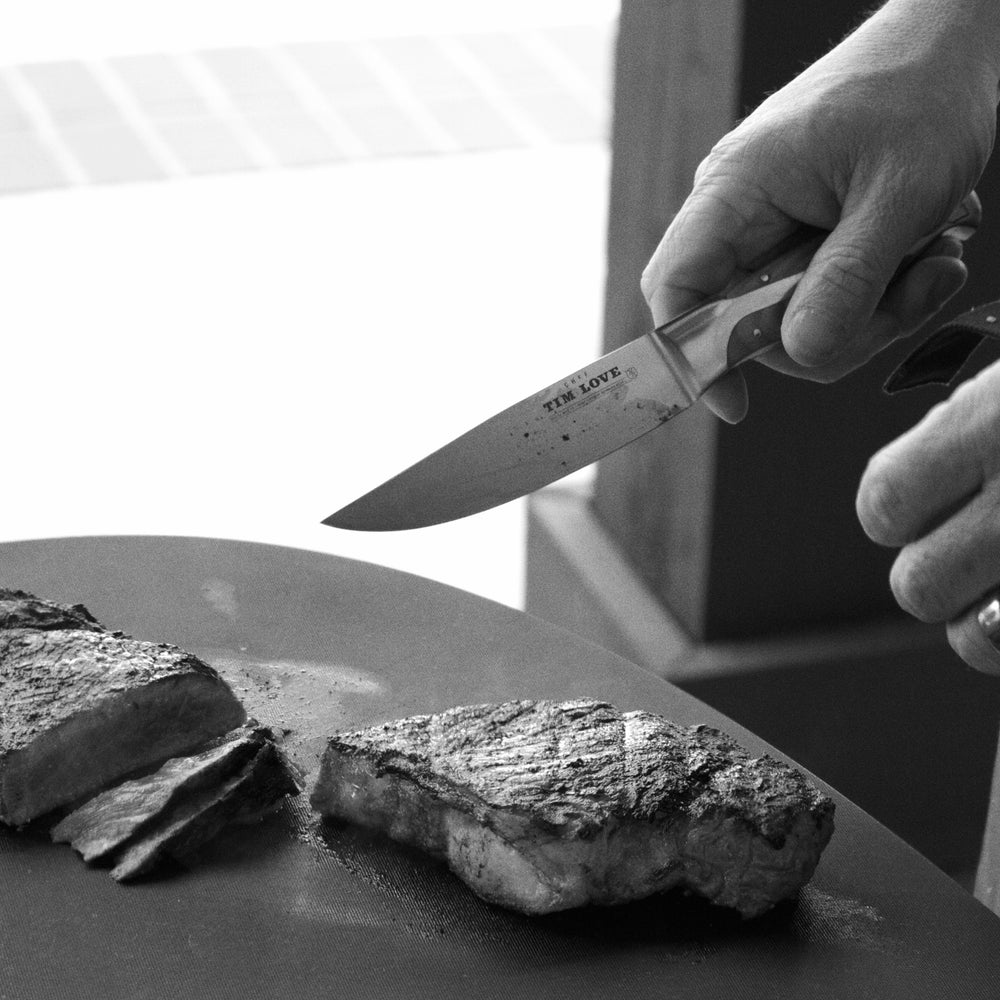Chef Tim Love's Premium Steak Knife Set