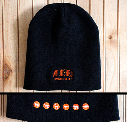 Woodshed Smokehouse Beanie