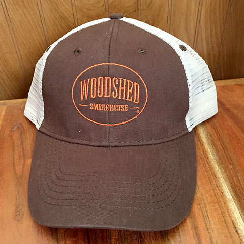 Woodshed Smokehouse Trucker Hat