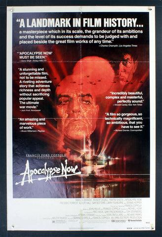 Apocalypse Now (1979) US One Sheet [Reviews]