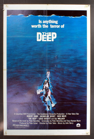 The Deep (1977) US One Sheet [Style B] [Studio]