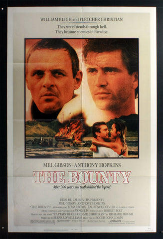 The Bounty (1984) US One Sheet