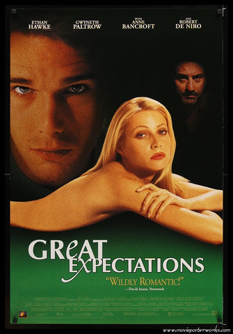 Great Expectation (1998) US Video One Sheet