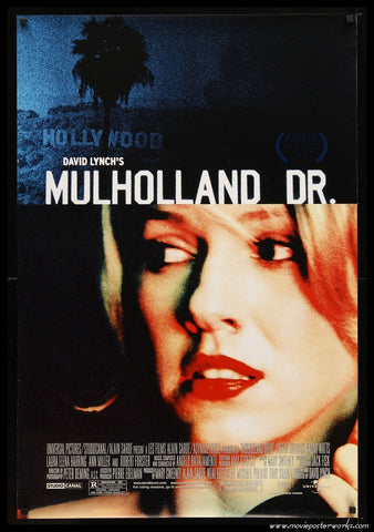 Mulholland Dr. (2001) Character (Watts) US One Sheet
