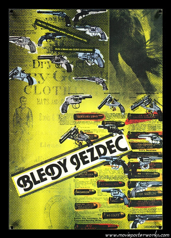 Pale Rider (1985) Czech Small