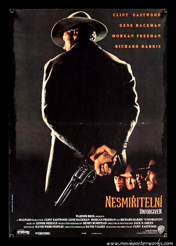 Unforgiven (1992) Czech Small