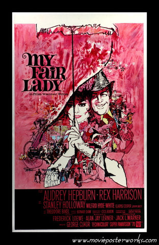 My Fair Lady (1964) Belgian