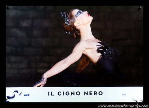 Black Swan (2010) Italian Photobusta (Pose)