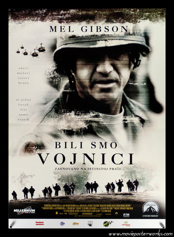 We Were Soldiers (2002) Yugo Movie Poster