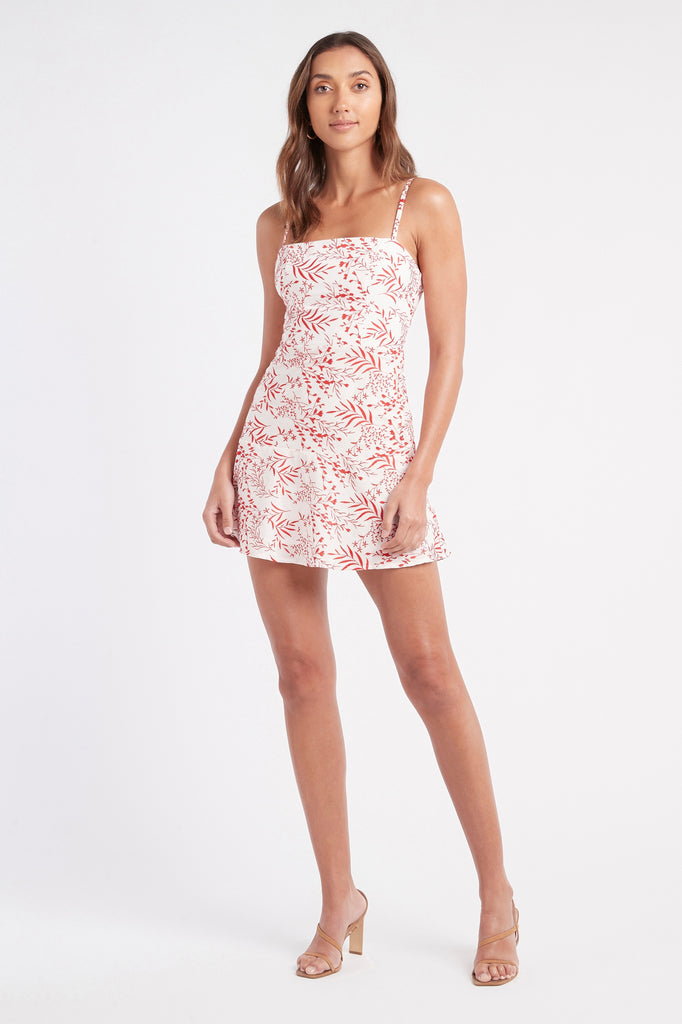 Sullivan Strappy Mini Dress