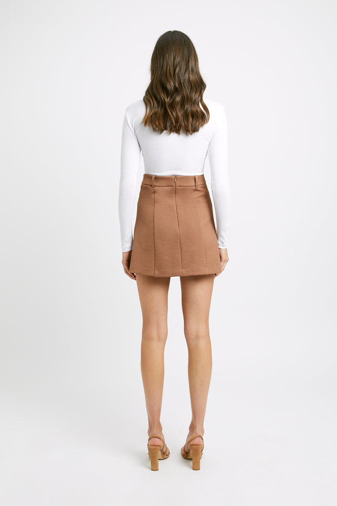 Stella Clove Mini Skirt