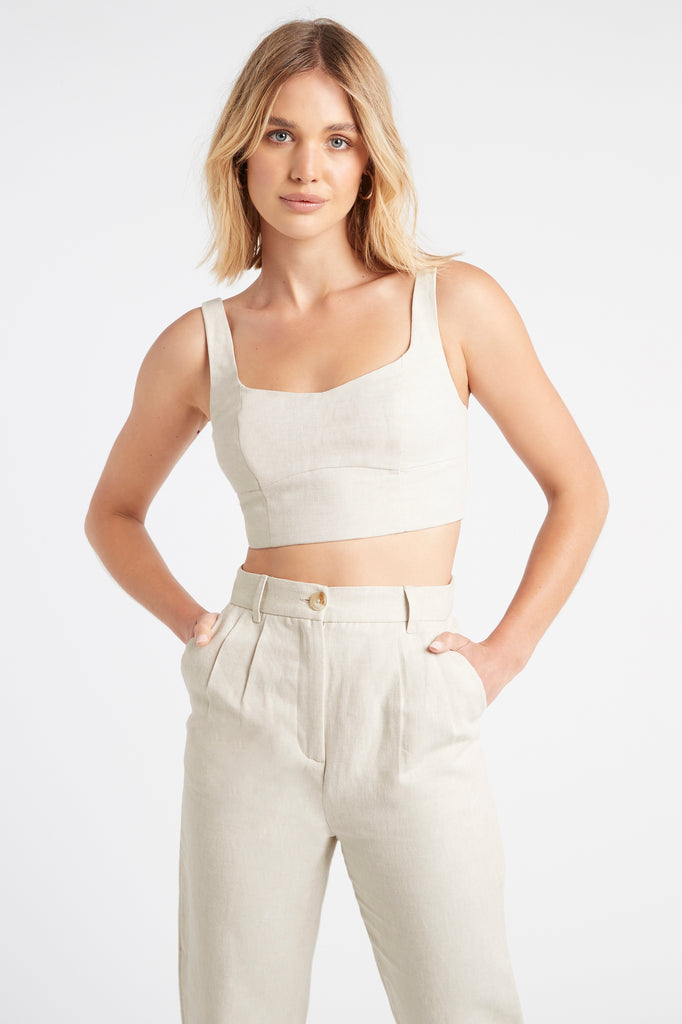 Avion Crop Top