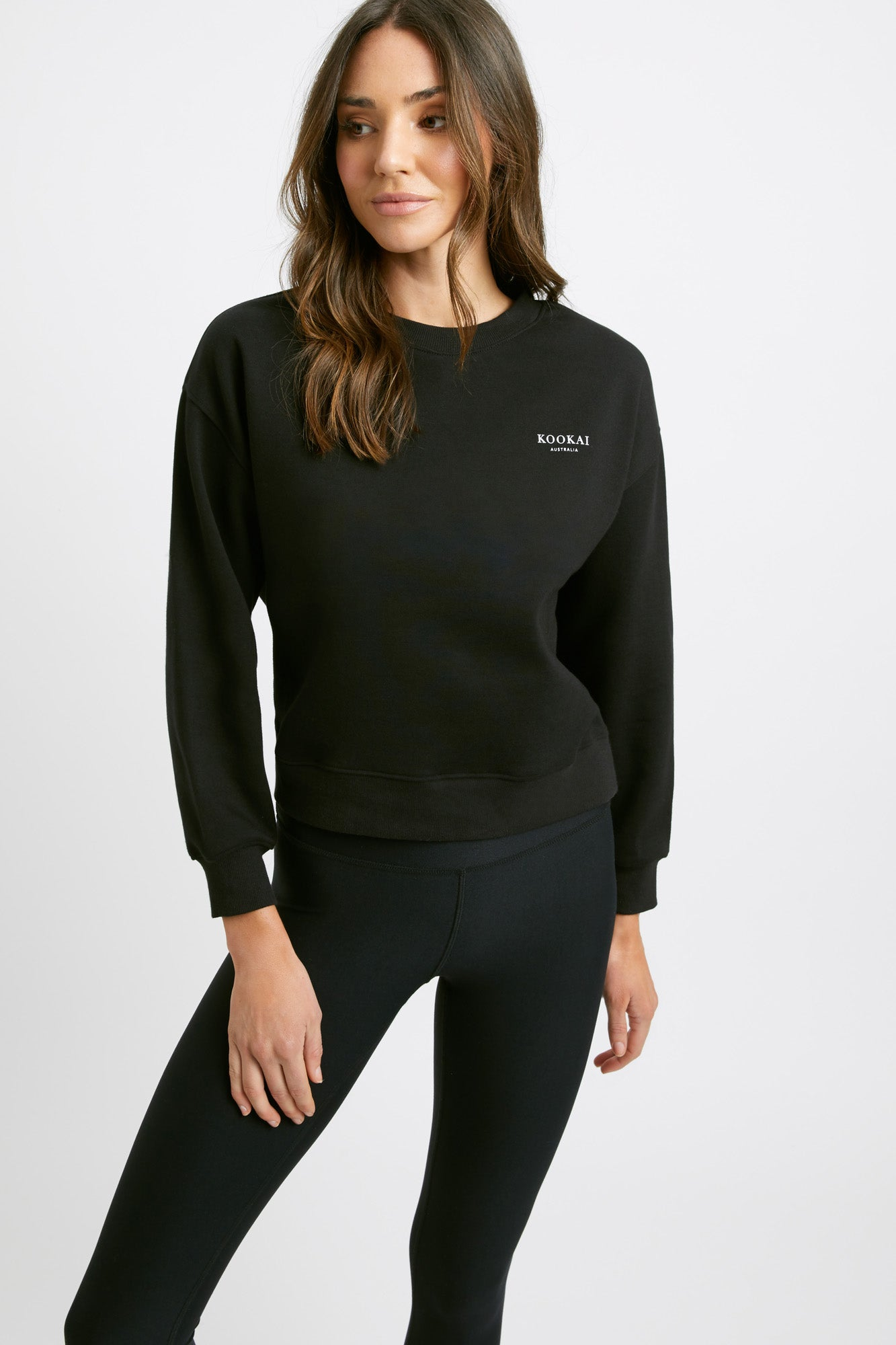 Light Capri Sweatshirt