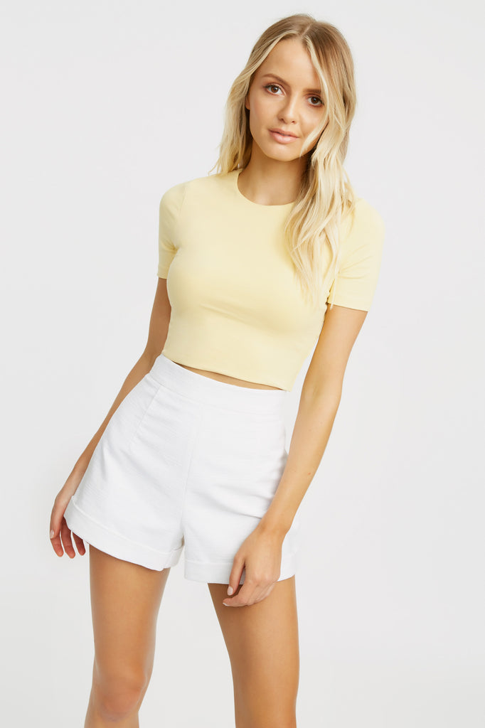 Williams Crop Top