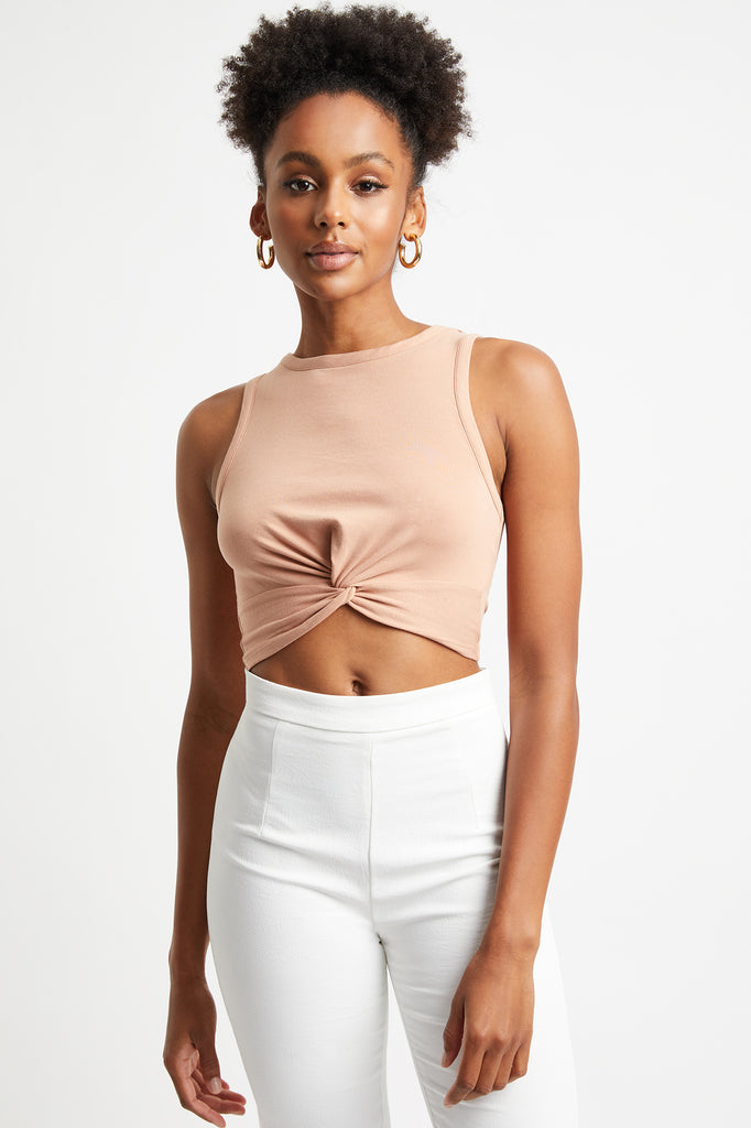 Liv Sleeveless Crop