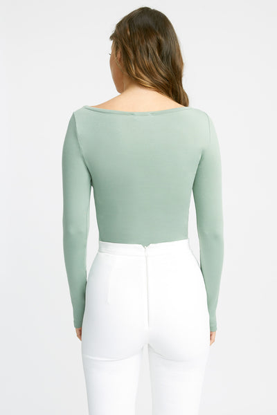 Talia Long Sleeve Top