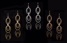 """Orbits"" part of the Galaxy Earring Collection"
