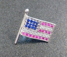 American Flag Pin (pre-order delivery in June 2018)