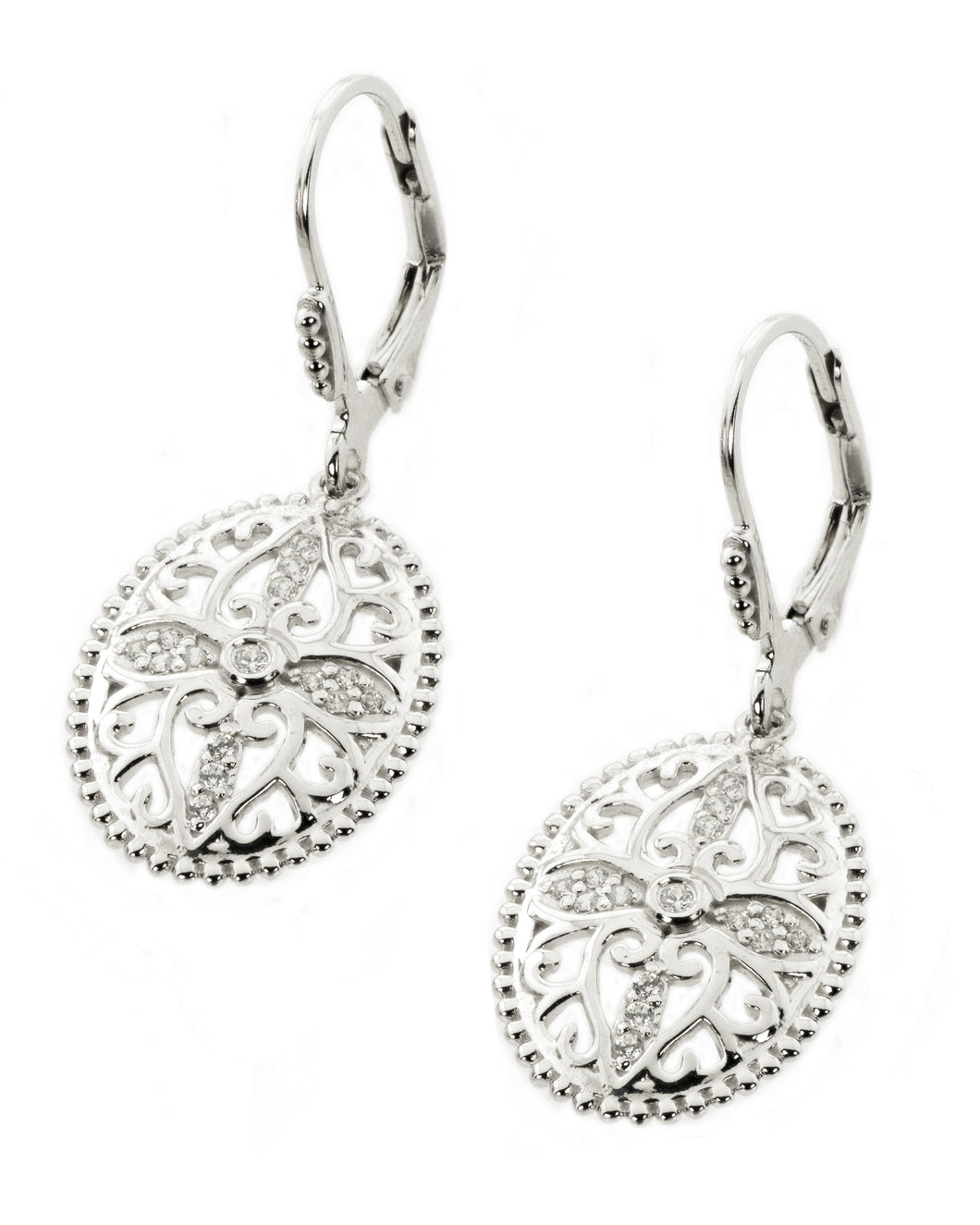 Heart Motif Collection Earring