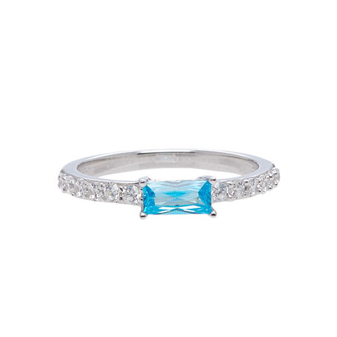 Stacker Ring - Rectangular