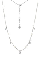 MOP Sterling Silver Necklace (pre-order for early April 2021)