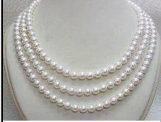 White Shell Pearl(8mm) 60