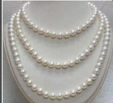 White Shell Pearl (10mm) 60
