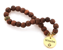 Wooden Signature Bracelets(Final Sale)